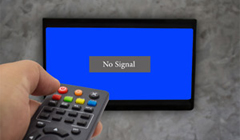 20191022 TV No Signal