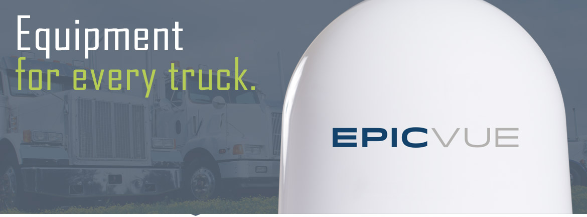 EpicVue - Equipment for Every Truck
