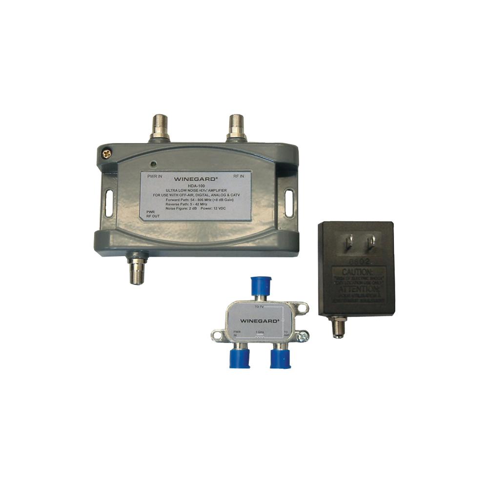 HDTV Antenna Amplifiers | HDTV Digital Antennas Products
