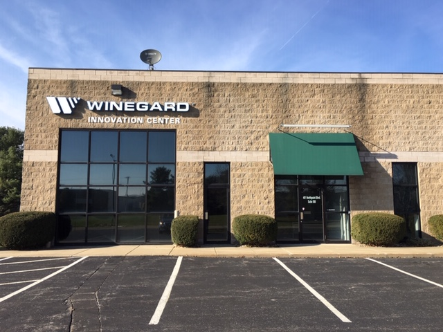 Winegard Innovation Center Front