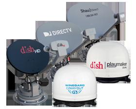 RV Satellite TV