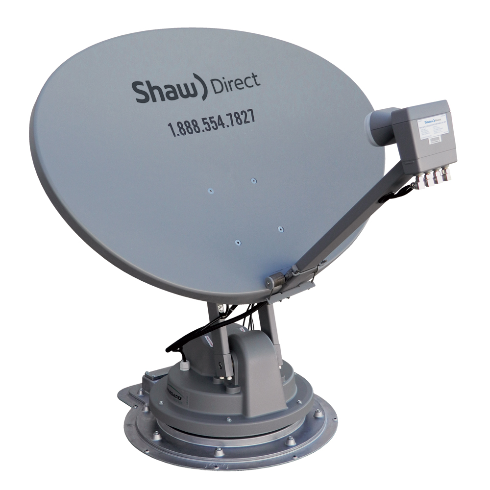 Shaw Direct HD TRAV'LER Antenna Base | Winegard Company