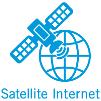 Satellite Internet Support