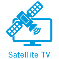 Satellite TV Support