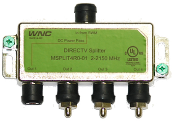 DIRECTV Multi-Switch Kit | Winegard Company