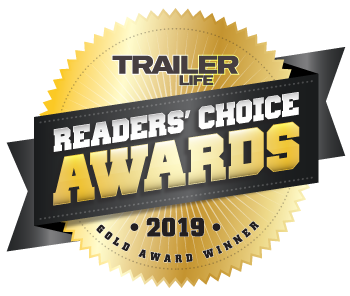 Trailer Life Reader's Choice Awards 2019 Gold
