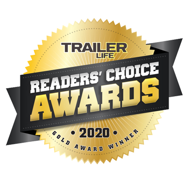 Trailer Life Reader's Choice Awards 2020 Gold