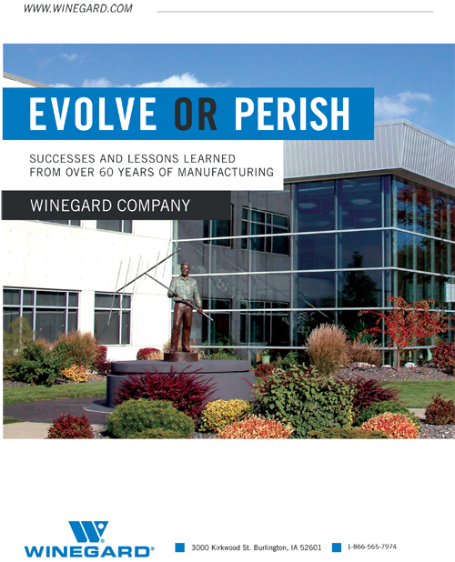 White Paper - Evolve or Perish